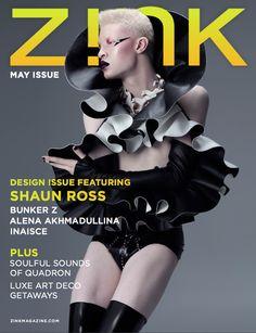 Z!NK #Magazine #cover
