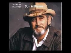 Don Williams - Definitive Collection music CD album at CD Universe, 25 Tracks, Repl, 5944 Mca - 20 Gh, enjoy top rated service and worldwide shipping. Don Williams, Hank Williams Jr, Classic Country Artists, Country Music Singers, Cd Album, Country Boys, Greatest Hits, Album Covers, Music Videos