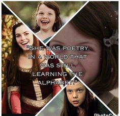 Lucy Pevensie at the Chronicels of Narnia ♥
