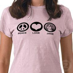 Peace, Love, and Jane Austen.