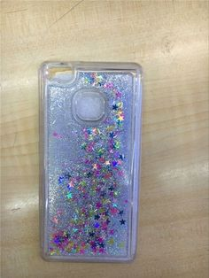 P9 Lite Case Soft TPU Dynamic Liquid Glitter Sand Quicksand Star Back Cover for Huawei P9 Lite Fundas Phone Cases Capa D562