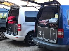 VanEssa Mobilcamping V3 Kitchen Pod Low for Caddy – Kombi Life