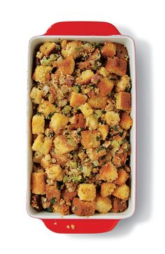 Rich, Savory Stuffing Recipes - Whether you call it stuffing or dressing, it's just not Thanksgiving without it. Here are 15 great stuffing recipes for the holiday table.