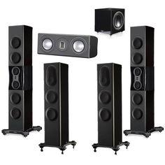 Monitor-Audio Platinum Series High End Home Cinema System