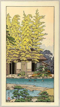 Bamboo, by Yoshida Toshi, 1980.