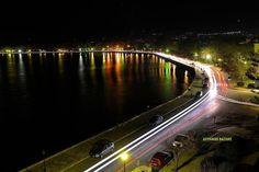 Corfu by Night. More at corfu2travel.com/... #corfu #greece #night #scenery Night Scenery, Corfu Greece, Travel, Viajes, Destinations, Traveling, Trips