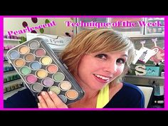 Finetec Artist Mica Watercolor and Niji Pearlescent Watercolor Product Review - YouTube