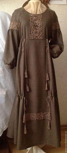Chic Outfits – Page 8797689296 – Lady Dress Designs Abaya Fashion, Modest Fashion, Unique Fashion, Fashion Dresses, Fashion Design, Sweater Outfits, Boho Outfits, Hippy Chic, Folk Fashion