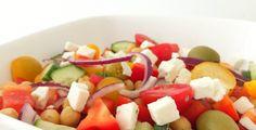 mediterrane salade - swathc