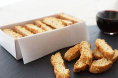 Enjoy this easy-to-make recipe that& a twist on the classic biscotti. The cheesy flavour of this savoury recipe is sure to have your guests asking for more. Kraft Recipes, Sweets Recipes, Appetizer Recipes, Real Food Recipes, Cookie Recipes, Snack Recipes, Snacks, Appetizers, Biscotti Recipe