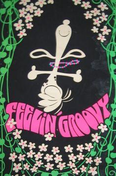 Feelin' Groovy - 1970s Snoopy.