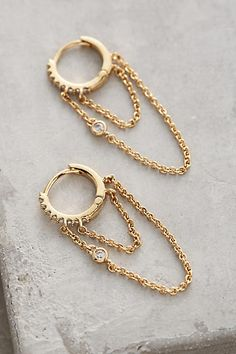 Missande Earrings - anthropologie.com