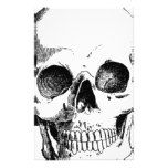 Skull Stationery #halloween #happyhalloween #halloweenparty #halloweenmakeup #halloweencostume