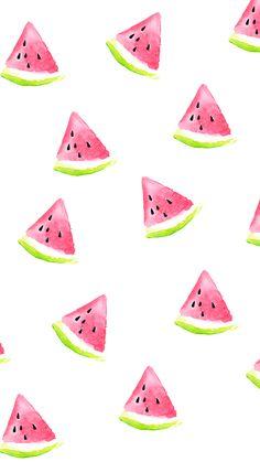 Watermelon iPhone wallpaper                                                                                                                                                                                 Más