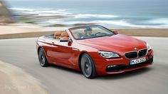2016 BMW 2 Series Convertible (Red)