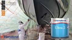 #InternationalYachtPaint Ultra 2 High Strength Hard Antifouling REAL YACHT OWNER CHOICE https://eastmarineasia.com/collections/maintenance/products/international-paint-ultra-2-antifouling #EastMarine