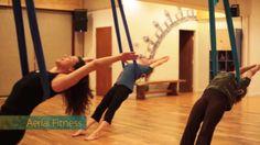 Aerial Yoga, Aerial Fitness & Aerial Dance Classes at Still & Moving Cen...