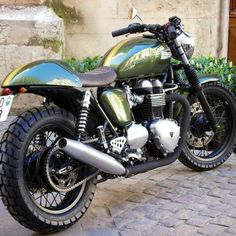 Triumph Thruxton by Baak Motorcycles