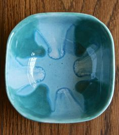 Vintage Dryden Pottery Ozark Frontier Bowl by FlowerPowerNation, $16.00