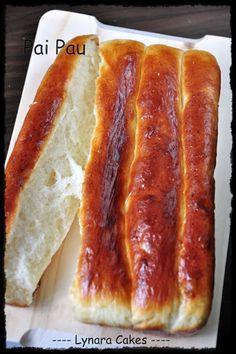 Lynara Cakes: Pai Pau (Hongkong Berühmte Süßes Brot)