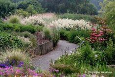 Piet Oudolf millenium garden