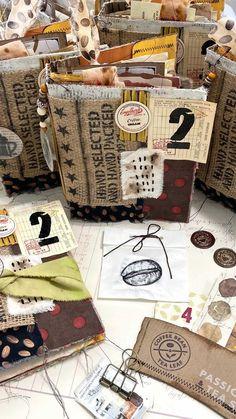 "Slaphappy Studios on Instagram: ""Please see my 1st video for Part 1 & more details!! 🥰☕️"" Awesome Art, Cool Art, Lap Books, Art Journals, Studios, Paper Crafts, Vintage, Instagram, Tissue Paper Crafts"