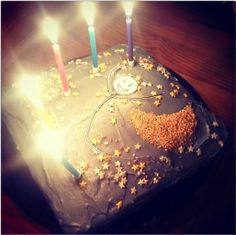 Considerings: Ten Things of Thankful #50 - the FRIST BIRTHDAY edition