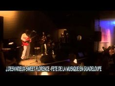 KASSAV' - SWEET FLORENCE JACOB DESVARIEUX FETE DE LA MUSIQUE - YouTube