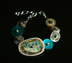 Lost Chiton Bracelet by ShannonTippleLeen on Etsy