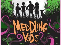 Not the Scooby Too crew you know! #MeddlingKinds