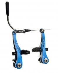 TRP CX-9 'cross brakes - I want a pair of these in the blue color shown for my Waterford.