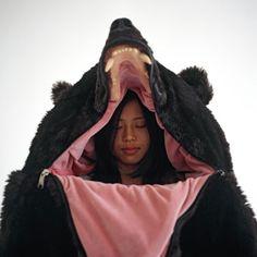 Con este traje de dormir nadie perturbará tu sueño