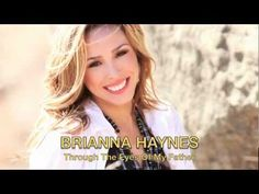 """""""Through The Eyes Of My Father"""" with Lyrics - A Father Song - Brianna Haynes Renee Rutten Father Daughter Songs, Fathers Day Songs, My Father's Daughter, Songs To Sing, Music Songs, Gospel Music, Wedding Music, Wedding 2017, Wedding Stuff"""