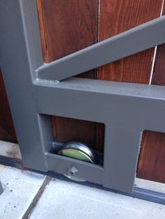 3 Awake Clever Hacks: Fence Decorations How To Make metal brick fence.Stone Fence Lake District vinyl fence and gates. Iron Gate Design, Fence Design, Door Design, Brick Fence, Wood Fence Gates, Concrete Fence, Pallet Fence, Wire Fence, Metal Projects