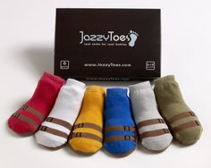 Jazzy Toes Baby Socks: Sandals - Boys (0-12M) Jazzy Toes, http://www.amazon.com/dp/B001878HQS/ref=cm_sw_r_pi_dp_tESiqb0RYMT08