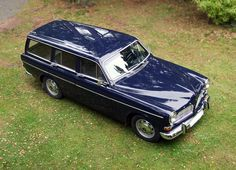 Wagon Wednesday - For Sale: 1968 Volvo Amazon | Hooniverse