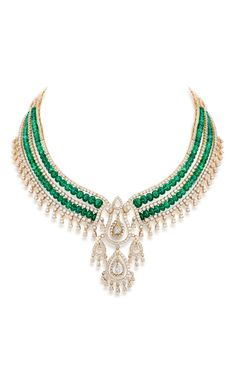 Royal Raga Necklace by Farah Khan Fine Jewelry