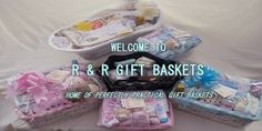 Our picture heading on our new website www.randrgiftbaskets.thebasket.co.uk