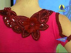Santa Receita | Transforme sua camiseta básica em uma blusa de festa! - ...
