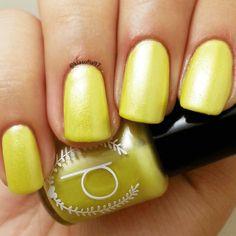 New to ParloCosmetics on Etsy: MELLOW / Light Yellow Colored 5 Free Nail Polish Mini 5 ml (4.75 USD)