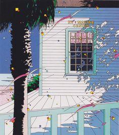 Eizin Suzuki (1985) #art #illustration #80s
