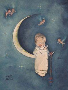 moonlight nap mary's angel hallmark | Found on angledart.tumblr.com