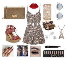 """""""going boho"""" by zutaruza on Polyvore featuring Topshop, Mulberry, Christian Dior, TOKYObay, Amanda Rose Collection and Forever 21"""