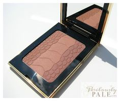 Yves Saint Laurent Palette Couture for Fall 2012 ~ Click through for Swatches, Photos, Review |Perilously Pale