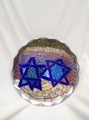Double Star Platter