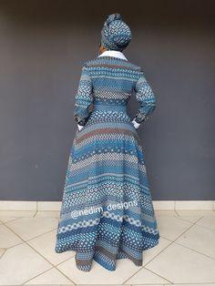 Code E7👗 ☎️+27829652653 @nedim_designs African Maxi Dresses, African Wedding Dress, African Attire, African Wear, African Style, African Inspired Fashion, African Print Fashion, Afro, African Design