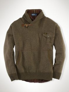North Country Fleece Pullover