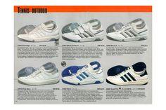 Adidas Tennis Catalog (1987)   Classic Kicks