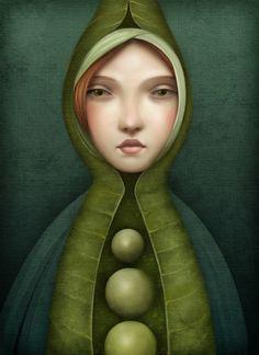 PRINCESS AND THE PEA BY KATINA PEEVA