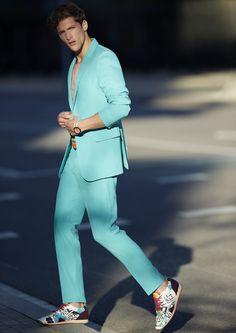 Fabrizio Silva for Men´s Health Best Fashion SS 15